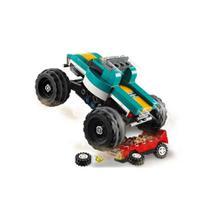 Lego Creator Monster Truck 163 Peças -