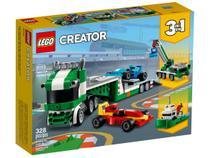LEGO Creator Transportador de Carros de Corrida - 328 Peças 31113