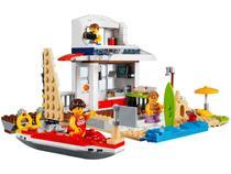 LEGO Creator Um Belo Dia de Praia 597 Peças - 31083