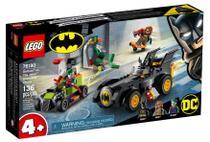 Lego Dc Batman Vs Coringa Perseguição De Batmóvel - 76180 -