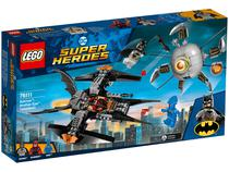 LEGO DC Super Heroes Comics Batman - Combatendo o Ciborgue OMAC 269 Peças 76111