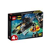 Lego DC Super Heróis - Batman - Perseguição do Pinguim no Batbarco - 76158 -LEGO -