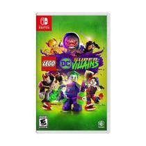 Lego DC Super Villains - Nintendo Switch - Tt Games