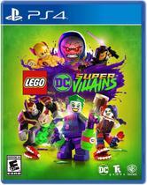 Lego DC Super-Villains - Ps4 - Sony