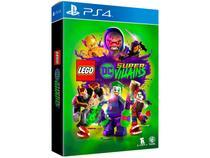 LEGO DC Supervillains Ed. Especial - para PS4