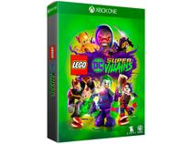 LEGO DC Supervillains Ed. Especial - para PS4