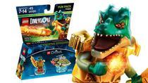 Lego Dimensions - Chima Cragger Fun Pack 71223 - Warner Bros
