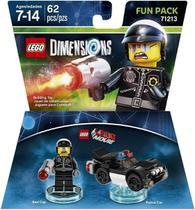 Lego Dimensions Fun Pack - Bad Cop 71213 - Warner Bros