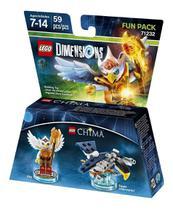 Lego Dimensions Fun Pack Chima Eris  71232 - Warner Bros
