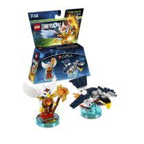 Lego Dimensions Fun Pack Lego Chima Eris Interceptor 71232 -