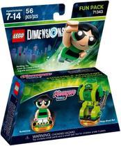 Lego Dimensions Fun Pack Meninas  Superpoderosas 71343 - Warner Bros