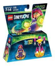 Lego Dimensions Fun Pack - Teen Titans Go! Starfire 71287 - Warner Bros