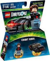 Lego Dimensions Knight Rider - 71286 -