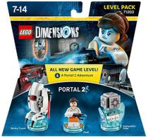 Lego Dimensions Portal 2 Level Pack -  71203 - Warner Bros