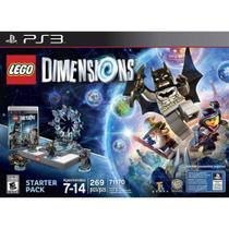 Lego Dimensions Starter Pack PS3 - Warner Bros