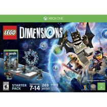 Lego Dimensions Starter Pack - Xbox One - Microsoft