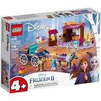 LEGO Disney - A Aventura em Caravana da Elsa -