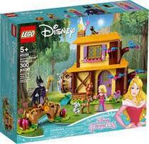 LEGO Disney - A Casa da Floresta de Aurora 43188 -
