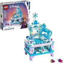 Lego Disney - A Criação do Porta-Joias da Elsa - 41168 -