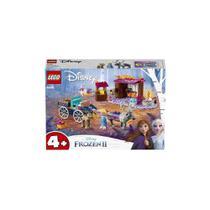 Lego Disney Aventura Em Caravana Da Elsa -