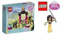 LEGO Disney Dia de Treinamento da Mulan -