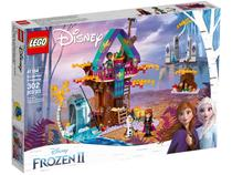 LEGO Disney Frozen 2 A Casa da Árvore Encantada - 302 Peças 41164