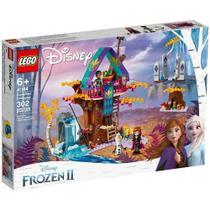 LEGO Disney - Frozen 2 A Casa da Arvore Encantada - Lego 41164 -