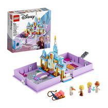 LEGO Disney - Frozen 2 - Aventuras do Livro de Contos - Anna e Elsa - 43175 - 133 Peças -