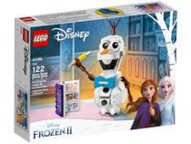 LEGO Disney Frozen 2 Olaf 122 Peças - 41169 -