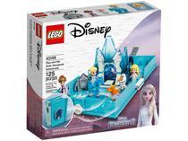 LEGO Disney O Livro de Aventuras de Elsa e Nokk - 125 Peças 43189
