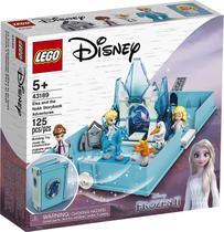 LEGO Disney - O Livro de Aventuras de Elsa e Nokk 43189 -