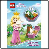 Lego Disney - Princesas - Aventuras das Princesas - Culturama Editora