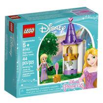 LEGO Disney - Princesas Disney - Torre Pequena - Rapunzel - 41163 -