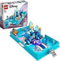 Lego disney princess 43189 o livro de aventuras de elsa e nokk -