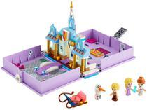 LEGO Disney Princess Aventuras do Livro de Anna - e Elsa 133 Peças 43175