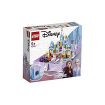Lego Disney Princess Aventuras Do Livro De Conto - 43175 -