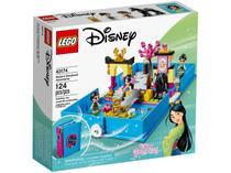 LEGO Disney Princess Aventuras do Livro de Contos - da Mulan 124 Peças 43174
