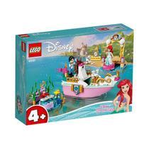 Lego Disney Princess Barco de Cerimônia de Ariel 43191 -