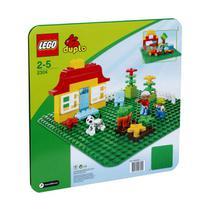 LEGO Duplo - 2304 - Base Verde De Construção Grande -