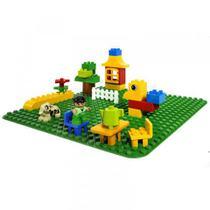 Lego Duplo - Base De Construção Verde Grande 2304 -