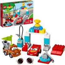 Lego Duplo Dia Corrida Mcqueen Carros Pixar - 42 Peças 10924 -