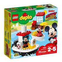 Lego Duplo Disney Junior o Barco Do Mickey 10881