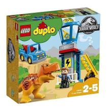 Lego Duplo Jurassic WORLD Torre do T-REX 10880