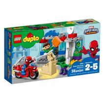 LEGO DUPLO - Marvel Super Hero Adventure - Spider-Man  Hulk - 10876