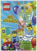 Lego - feliz aniversario - Happy Books