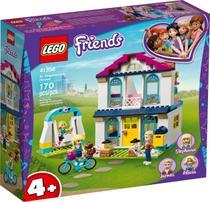 Lego Friends 170 Peças A Casa De Stephanie - LEGO 41398 -