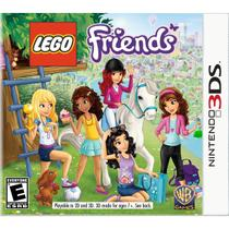 Lego friends - 3ds - Nintendo