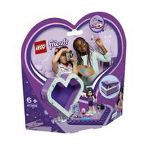 LEGO Friends - 41355 - Caixa de Coração da Emma -