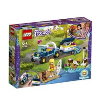 LEGO Friends - 41364 - Buggy e Trailer da Stephanie -