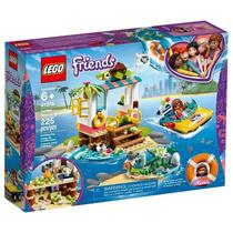 Lego Friends - 41376 - Missão de Resgate de Tartarugas -